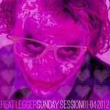 Heat Legger's Sunday Session 01-04-2012