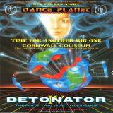 DJ Scorpio - Dance Planet Detonator 4 5th November 1994