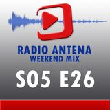 Radio Antena ft. David H - Weekend Mix S05E26 (31/12/2015)