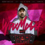 ROQ N BEATS - DJ JEREMIAH RED 7.9.16 - GUEST MIX: WAX MOTIF - HOUR 1