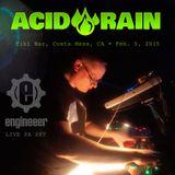 Acid Rain LIVE PA February 5, 2015