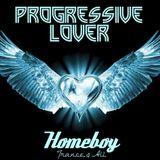 HOMEBOY - Progressive Lover (Massive Mix 05.02.18)