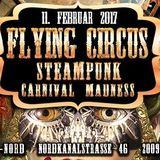 C.U.L.T. DJ-Set @ Steampunk Carnival Madness 2017 (Closing 2. Floor) / Hamburg