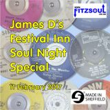 James D's Fitzsoul Festival Inn Northern Soul & Motown Special February 2017