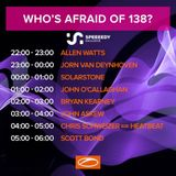 Allen Watts - Live @ A State Of Trance 850 Who's Afraid Of 138 Stage, Utrecht 2018