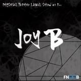 Physical Techno Label Show #3 pres JoyB