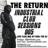 Industrial Club Sessions 005