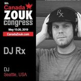 Zouk Trance: Thursday Night Canada Zouk Congress