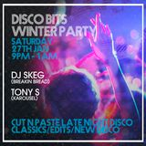 Disco Bits Winter 2018 - Tony S