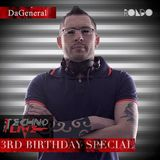 "DaGeneral ""This is Techno Live"" 3rd Birthday Show"