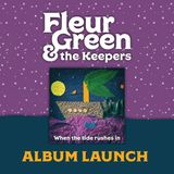 Interview with Fleur from Fleur Green and the Keepers on The Local - SA - 2 Nov 2017