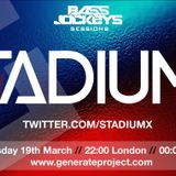 BassJockeys Sessions Show - 19.03.14 with guestmix by Stadiumx
