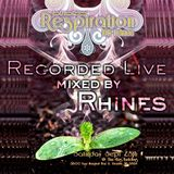 Recorded LIVE @ RESPIRATION _ The Big Building, Seattle : 09.28.13 - mixed by Rhines