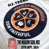 modern soul mix 25th sept 2014