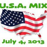 U.S.A. Mix -  July 4, 2013