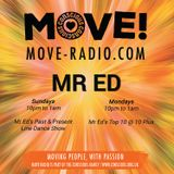 Sunday night country show with Mr Ed talking and playing new music from Kendell Marvel