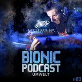 "BIONIC PODCAST #03 ""New Flesh Studio part.11"" By UMWLET"
