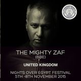 Nights Over Egypt Exclusive Mix from The Mighty Zaf