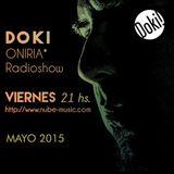 Doki - Oniria Radioshow @Nube Music * mayo 2015