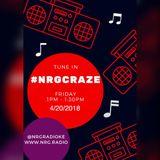 Dj Rudeboy - #NRGCraze at NRG Radio 4:20:2018