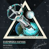 Mudrost @ Svemirska Kafana (Edit:Tehno, Beograd) 30.11.2013