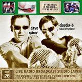 SDG SHOW djsDave+CB live lawn session BONDI BEACH RADIO sydney australia KITTYDISCO