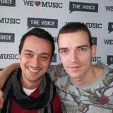 Емил Конрад (Emil Conrad) гостува на Иво в Morning Voice по радио The Voice (12.02.2015)
