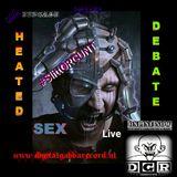 #SlittORCUNT @ D.G.Radio - HEATED SEX DEBATE! LIVE PODCAST