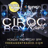 DJ Weswill 90s Wave on Ciroc Boy Radio Friday Feb 28th on Freeagentradio.com