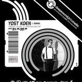 Yost Koen Original Live @ Deepsound.FM 13/12/12