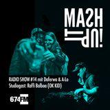 Mash It Up! Radioshow #14