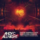 Andy C - Ally Pally Mix 24.03.2016