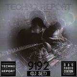Techno Report - Episodio 052 [9192 DJ Set] (05/05/2019)