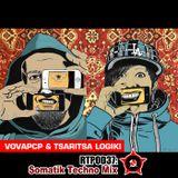 RTPOD37: VovaPCP & Tsaritsa Logiki - Somatik Techno Mix