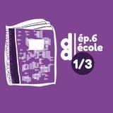 DESSIN DESSEIN // EP6 – Ecole > Partie 1 : l'école de design