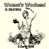 O. ISAYEVA - WOMEN'S WEEKEND (8 March 2018)
