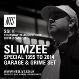 Slimzo's Sessions w/ Slimzee - 1995-2014 Garage and Grime Special - 28th August 2014