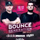 Diabllo aka Coorby & Emdi live ! Bounce Generation Party ! Explosion Club Warszawa 10.12.2016r.