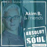 Absolut Soul Show /// 30.10.2019 on SOULPOWERfm