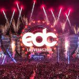 Dabin @ EDC Las Vegas 2018