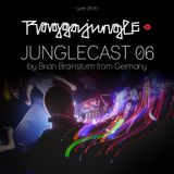BRIAN BRAINSTORM - RAGGAJUNGLE.BIZ JUNGLECAST #06 JUNE 2016