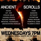 Ancient Scrolls Episode 15 - DJ Mystic Crystal - NOS Comedown Mix