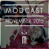 MODCAST NOVEMBER 2015