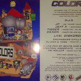 [1999] Spectral Associate - Live @ Colors, Catacombs Studio Dyonix, Amsterdam - 010599