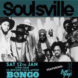 Soulsville Live Mix: 01.19