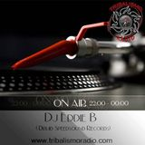 Tribalismo Radio 1st August 2016 Dj Eddie B Live Mix (Uncharted 3 Volumes Mix) 145 Bpm