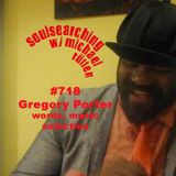 soulsearching 718 - Gregory Porter words, music & selection