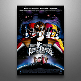 SOUNDTRACK #1: MIGHTY MORPHIN POWER RANGERS: THE MOVIE (1995)