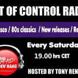 Out Of Control Radio Show 52 Tony Renzo