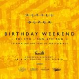 Just Mayb in the Mix for Kettle Black 1st Birthday Celebration's ( part 1 )
